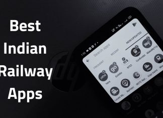Best Railway Apps India