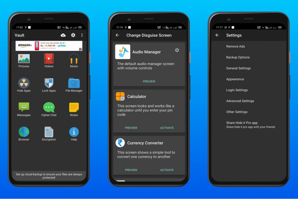 Hide it Pro for Android