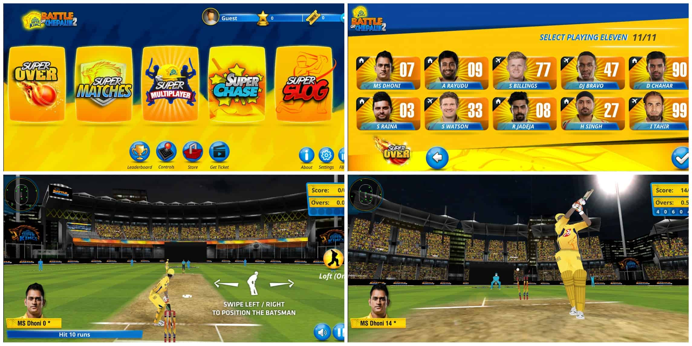 CSK: Battle of Chepauk 2