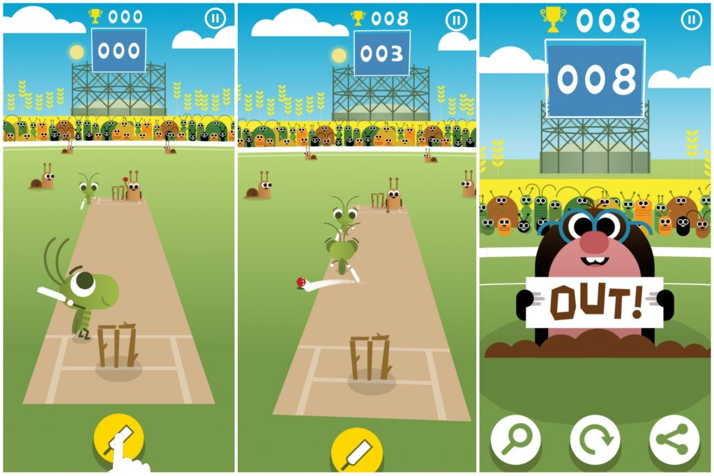 Doodle Cricket - Best lightweight cricket game