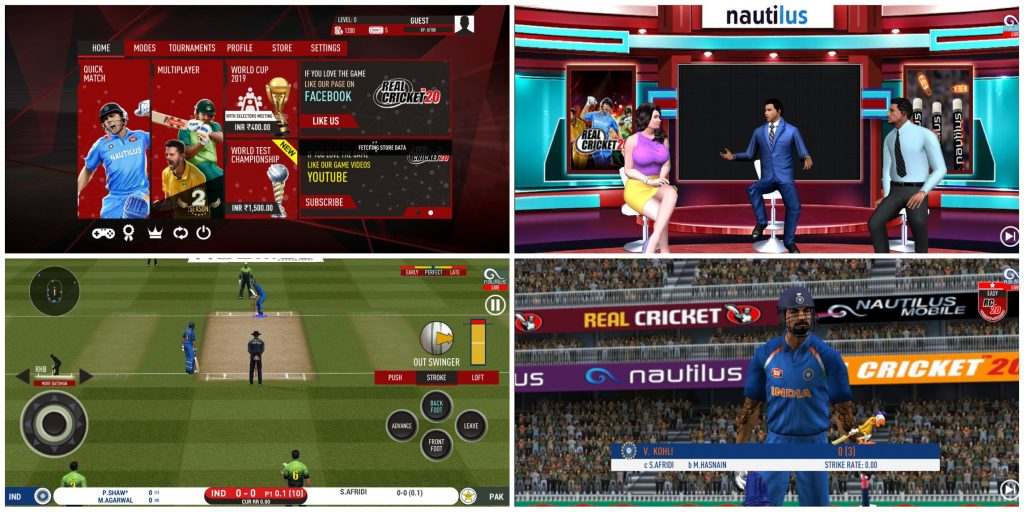 Real Cricket 20 - Best Cricket Game