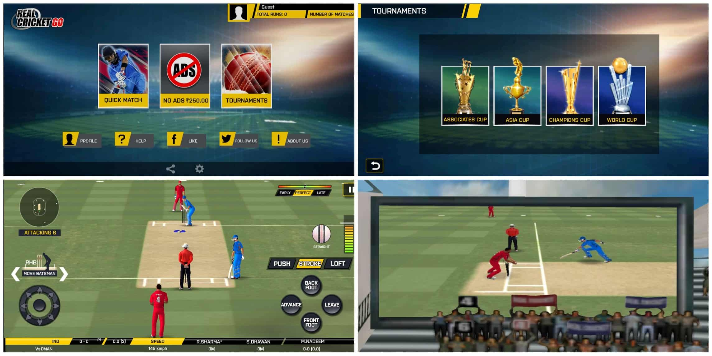 Real Cricket GO