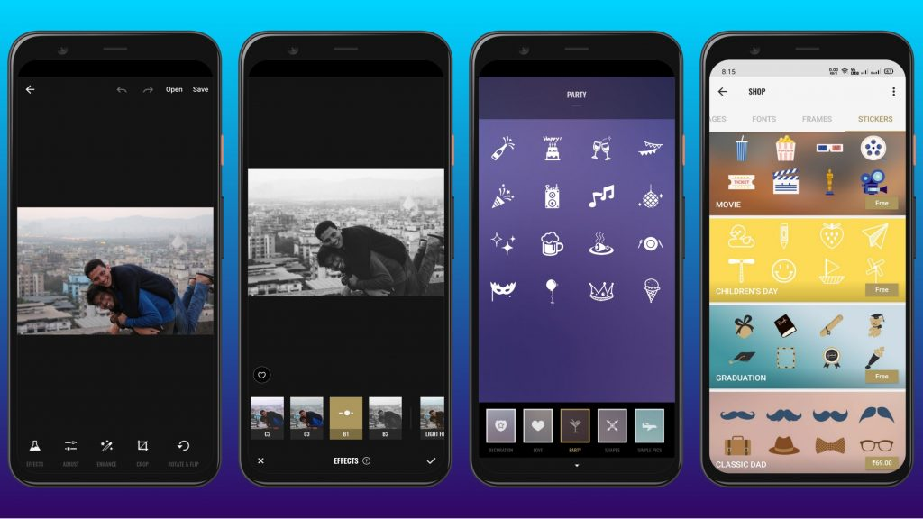 Fotor Photo Editing for Android