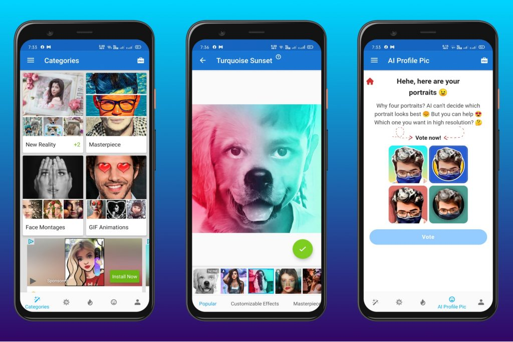 Photo Lab Picture Editor for Android