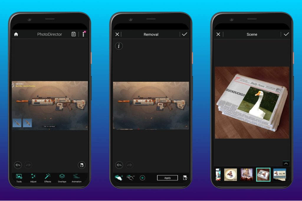 PhotoDirector Photo Editor for Android