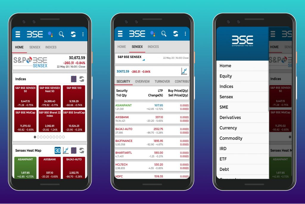 BSE India - Official Bombay Stock Exchange App