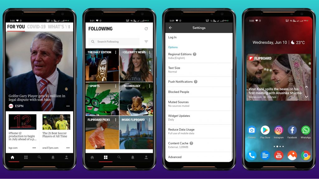 Flipboard - iPhone/Android