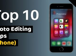 Best Photo Editing Apps iPhone