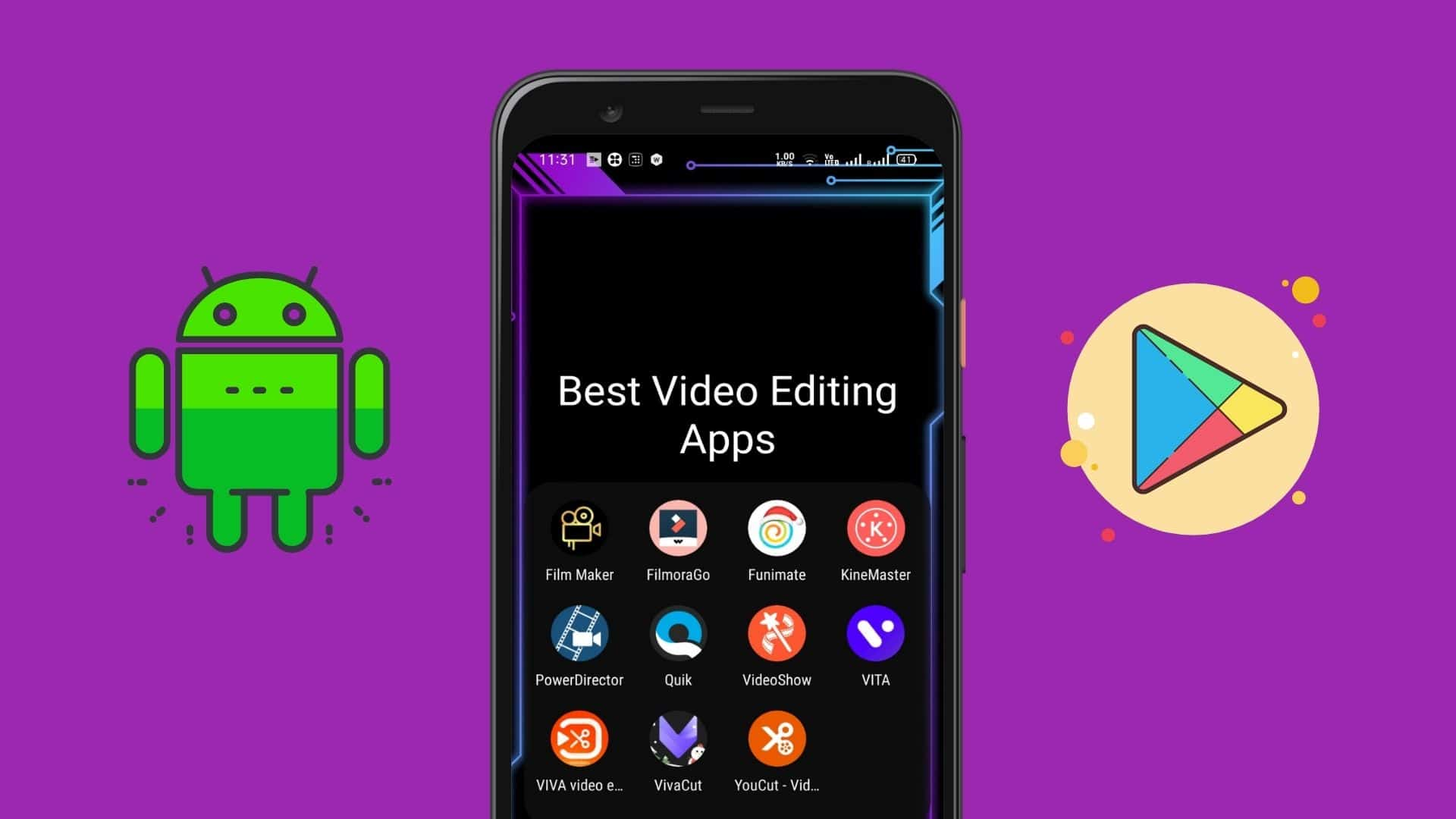 10 Best Free Video Editing Apps For Android 2021