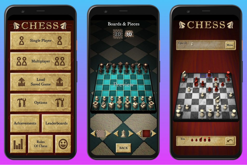 Chess Free - best turn-based game