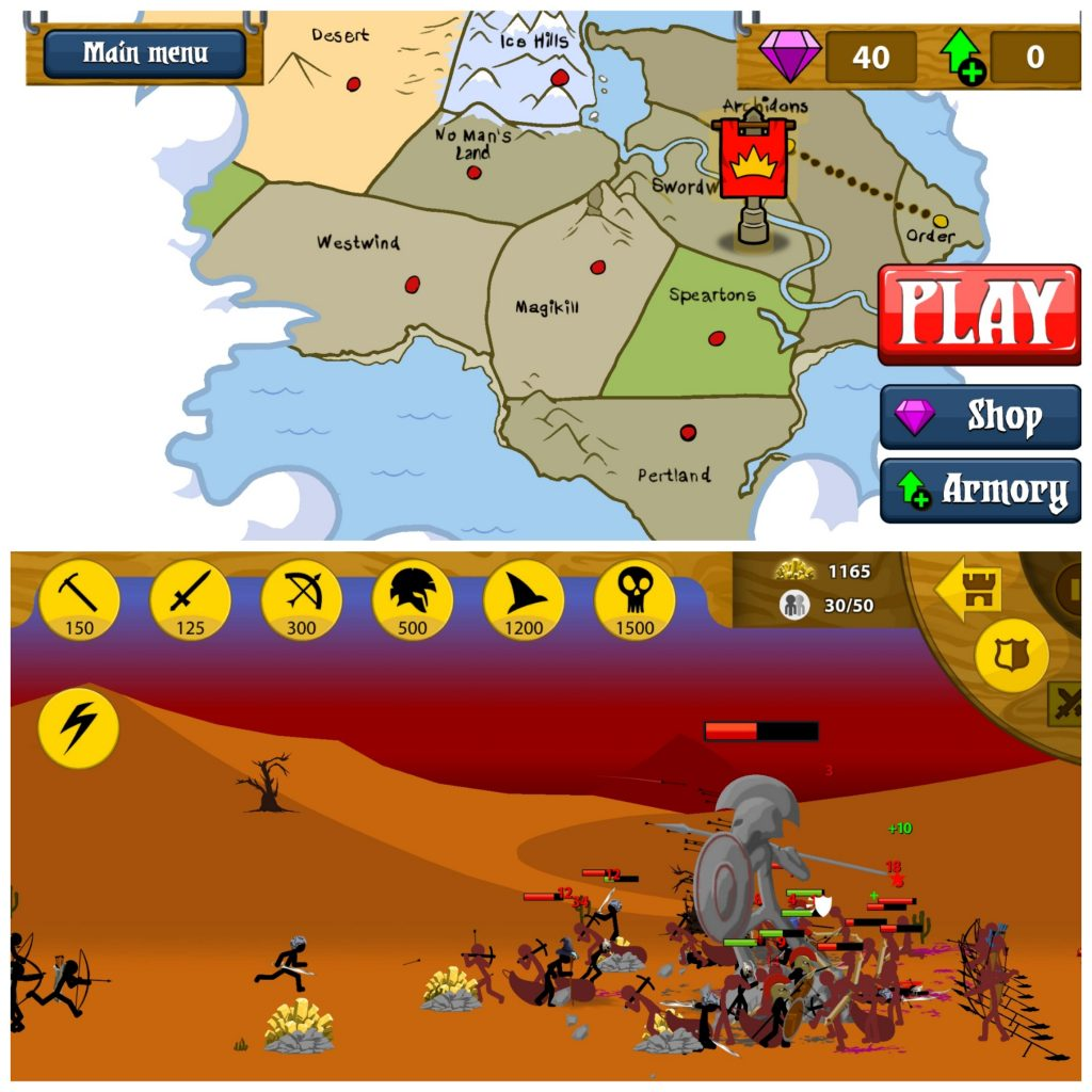 Stick War Legacy for Android & iOS
