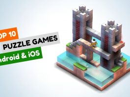 Best Puzzle Games for iPhone & Android