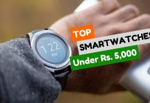 Best Smartwatches under 5000