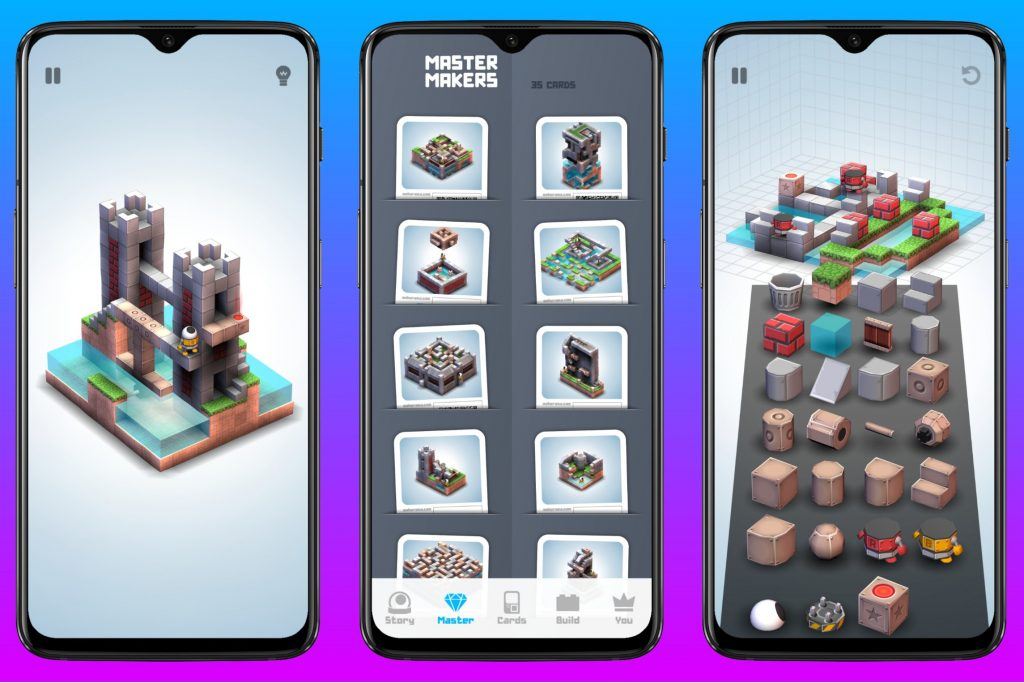 Mekorama - Best Puzzle Game for iPhone & Android