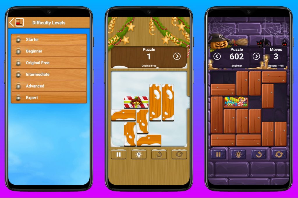 Unblock Me - Best Puzzle Game for iOS & Android