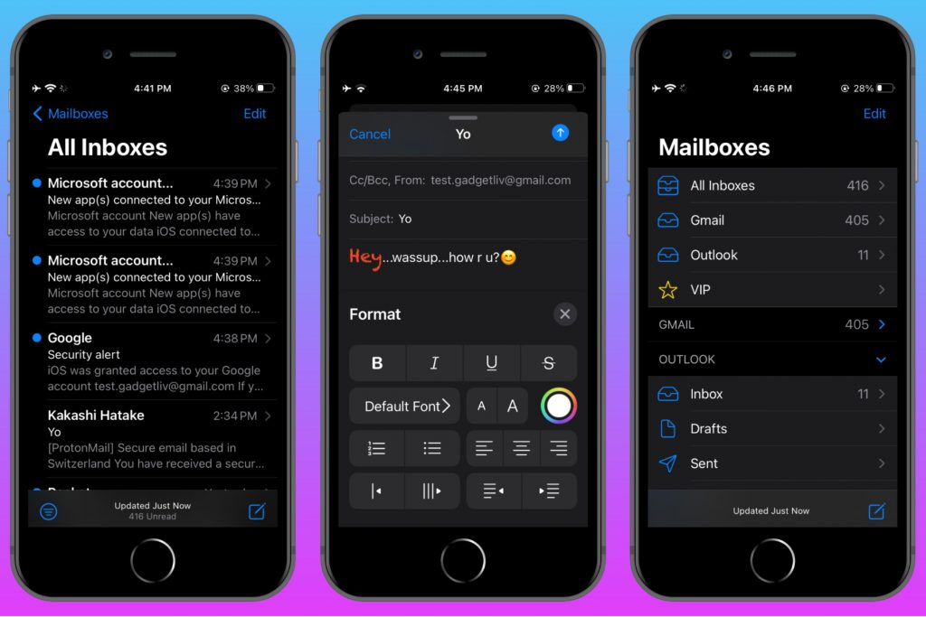 Apple Mail - Free Email App
